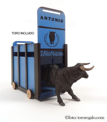 CAJON PERSONALIZADO TORO XL