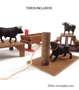 KIT DE OBSTACULOS CON TOROS XL